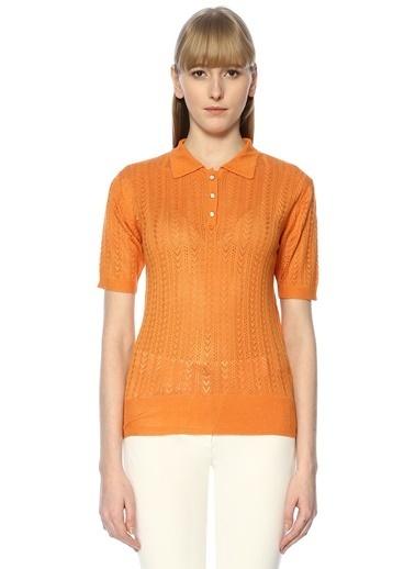 Cubic Bluz Oranj